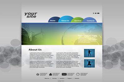 艺术形式多样的深圳网站设计吸引更多访客