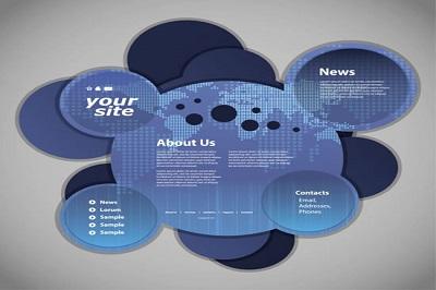 深圳网页设计,为完美宣传造势