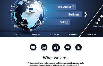 网页设计中标准的广告尺寸规格