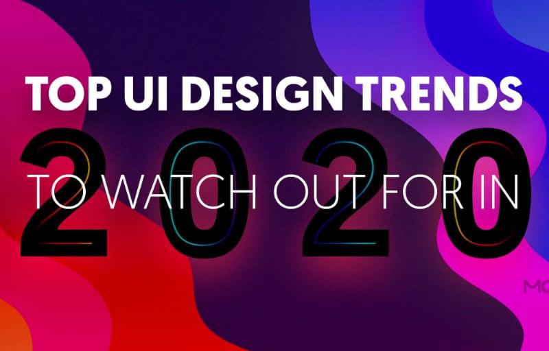 UI设计界面的应用与最新趋势